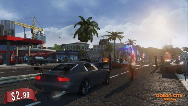 OCEAN CITY RACING: Redux - игра на ПК
