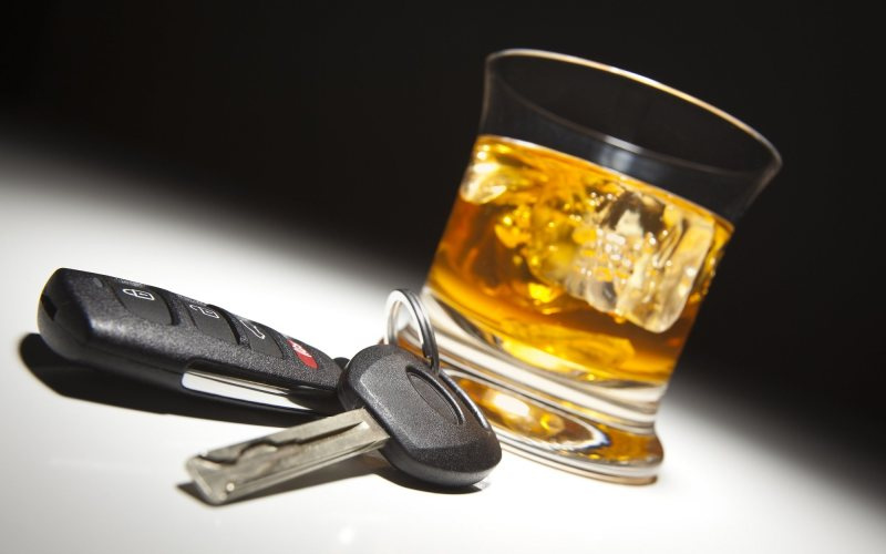 ALCOHOLISMO NO VA AL CONDUCIR