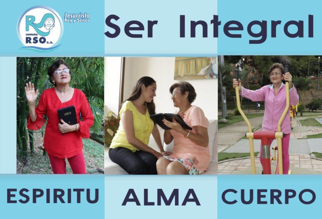 EL SER INTEGRAL