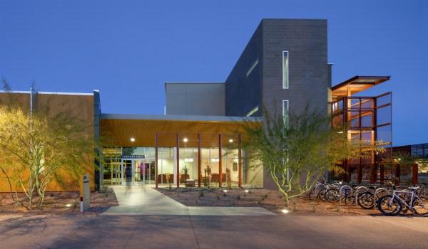Arizona State University Century Hall | RSP