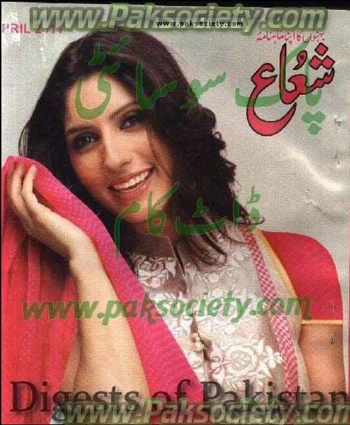 Shuaa Digest April 2011