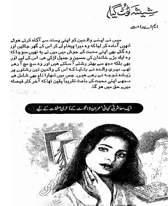 Sheesha Toot Gaya
