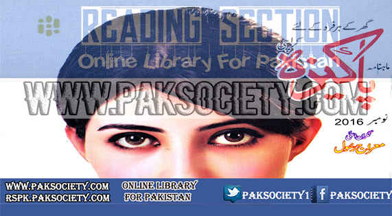 Pakeezah Digest November 2016