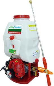 RSR AGRO 4 STROKE POWER SPRAYER HIGH PRESSURE 25 LITRE CAPACITY 20 LITRE