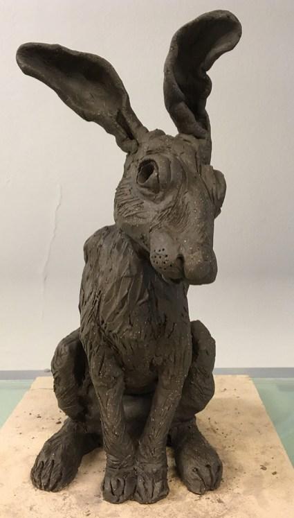 RSS hare keramik E N Odén