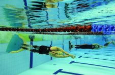 Finswimming is among the sports featured in The World Games. (The World Games)