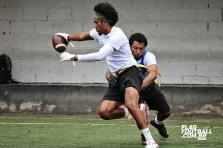 Flag football will feature eight men's teams and eight women's teams from around the world as part of the Birmingham World Games 2022. (contributed)