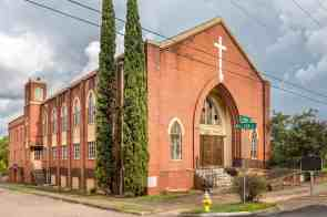 Holt Street Baptist Church in Montgomery. (contributed)