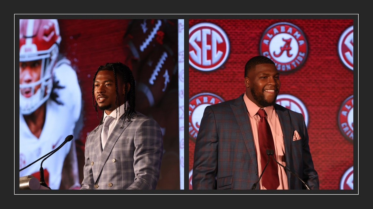 Alabama Crimson Tide football players ready to defend championship
