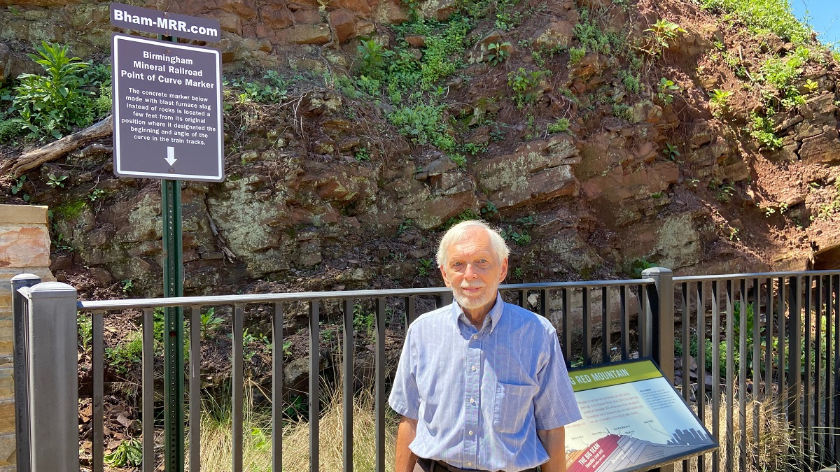 Birmingham Mineral Railroad Signs Project points the way to Magic City history
