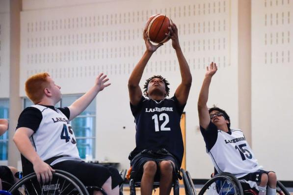 Lakeshore Foundation hosts a variety of local programs but is also a recognized national and global venue for disabled sports and athletes. (contributed)