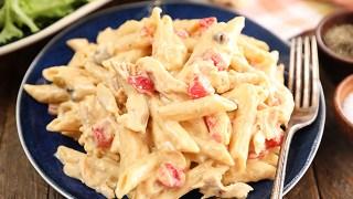 Recipe: Easy Stovetop Chicken Spaghetti
