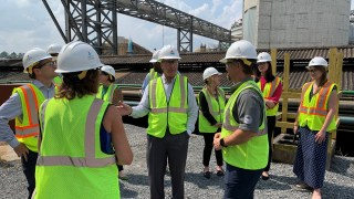 Rep. Gary Palmer and staff get firsthand look at Alabama's National Carbon Capture Center
