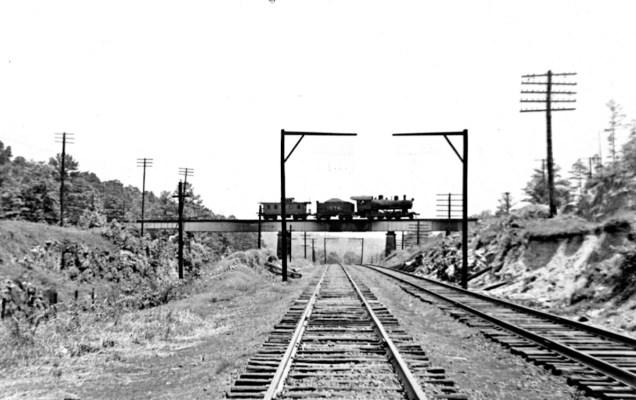 The Birmingham Mineral Railroad. (contributed)