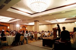 Marsha Morgan speaks at the 2016 Community Investment Conference in Atlanta. (contributed)