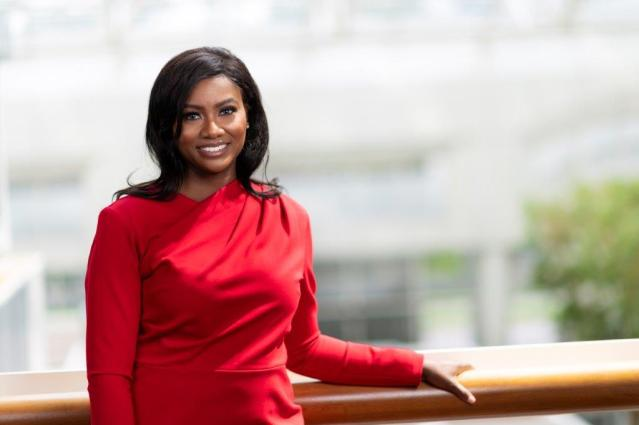 """Marsha Morgan is among the honorees on the inaugural """"Black Women Give Back"""" list from the Women's Philanthropy Institute. (Phil Free / Alabama NewsCenter)"""