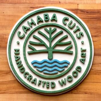 Nick Garrett calls his woodcutting business/hobby Cahaba Cuts. (contributed)