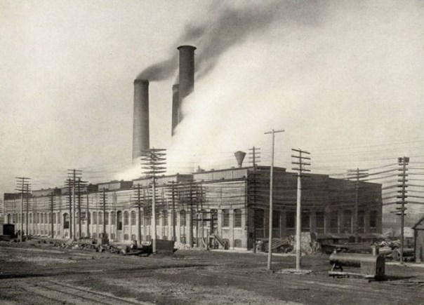 The Powell Avenue Steam Plant. (contributed)
