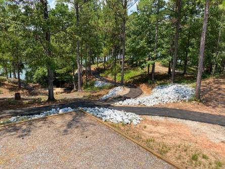 D.A.R.E. Park at Lake Martin has a new 1,500-foot paved walkway. (Alabama NewsCenter Staff)