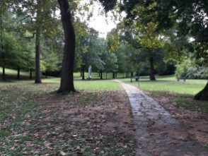 """Many of the parks created or enhanced as part of Mayor George Ward's """"Birmingham Beautiful"""" campaign are still in use today, including Rushton Park. (City of Birmingham Park and Recreation)"""