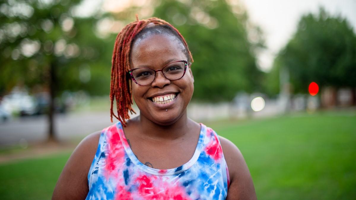 People of Alabama: Tarsha Lacey