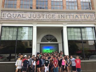 7th Grades at the Equal Justice Initiative
