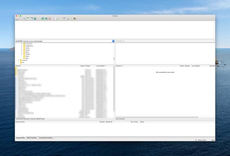 How to Edit Webroot (/var/www) Files via SFTP