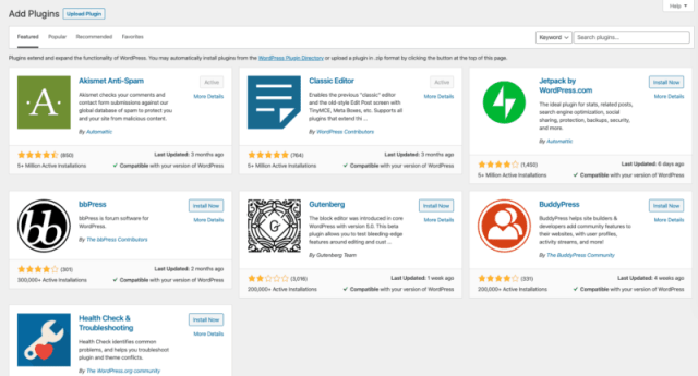 WordPress Plugins – The Must Have Plugins I Use