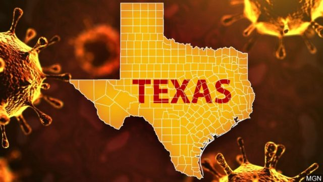 Texas reports nearly 700 more virus deaths with new data