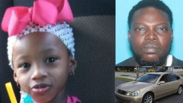Statewide Amber Alert issued for 3-year-old girl reportedly abducted in Texas