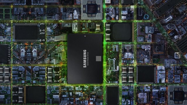 Raise your computer's performance with Samsung SSD