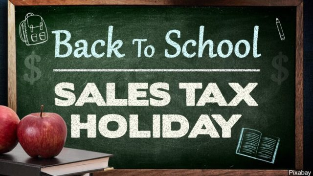 Tax-free holiday is this weekend in Texas & New Mexico: Here's what you need to know