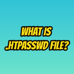 What Is .htpasswd File?