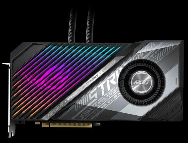 ASUS Radeon RX 6800 XT & RX 6800 Custom Graphics Cards_AMD Radeon RX_ROG STRIX & TUF Gaming_1