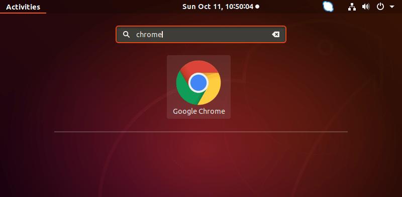 How to Install Google Chrome on Ubuntu 18.04