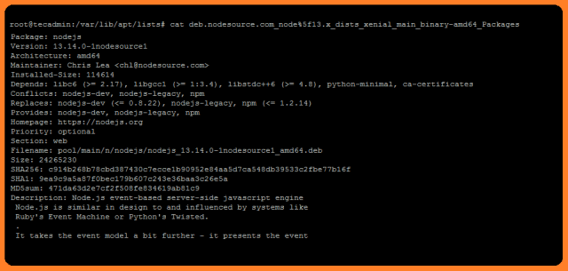 How to List All Packages Available in a Repository on Ubuntu