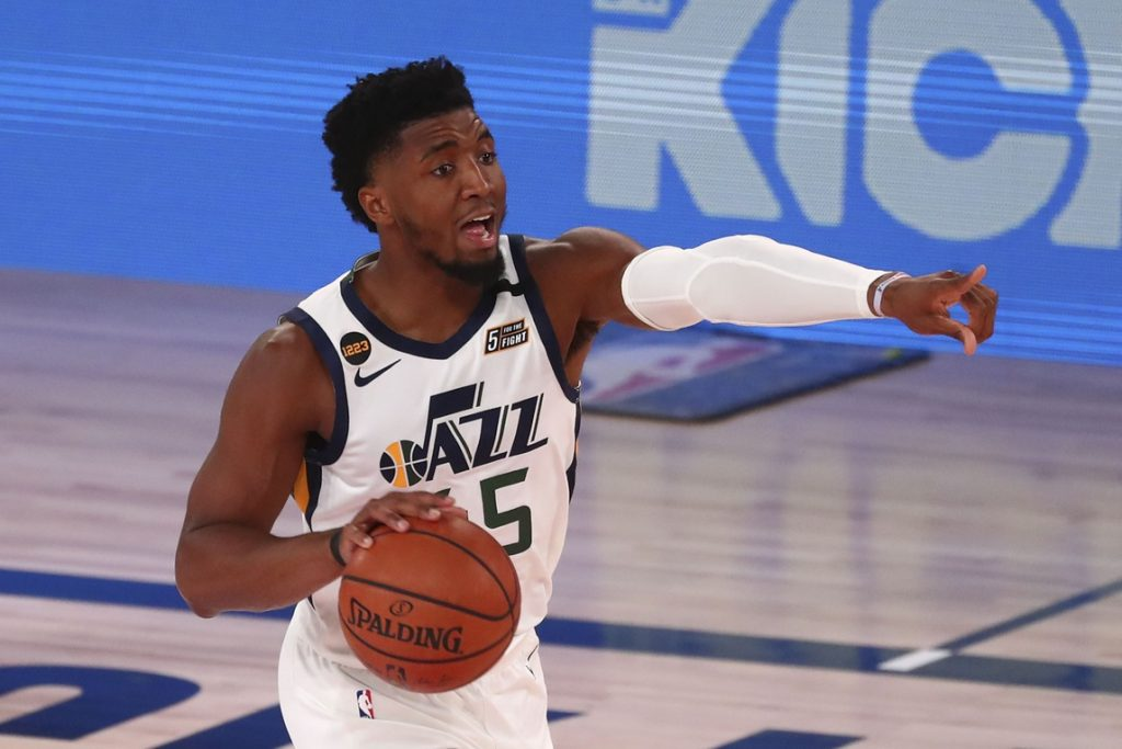 Utah Jazz news: Donovan Mitchell signs max contract extension