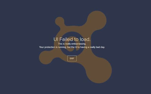 Avast UI Failed to Load? 5 Ways to Fix
