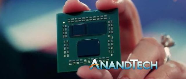 AMD Demonstrates Stacked 3D V-Cache Technology: 192 MB at 2 TB/sec