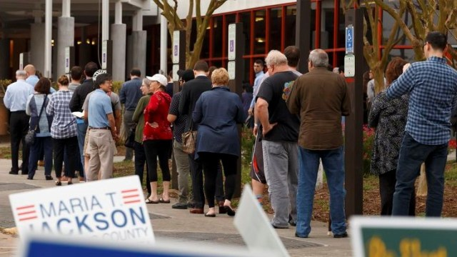 Texas Senate OKs very restrictive voting law after overnight debate