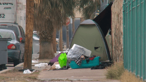 Statewide ban on homeless encampments approved by Texas Senate