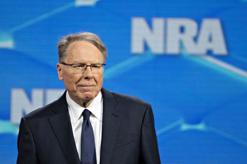 Texas judge mulls whether to dismiss NRA's bankruptcy petition