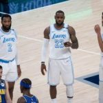 2021 NBA Playoffs: Los Angeles Lakers vs Golden State Warriors