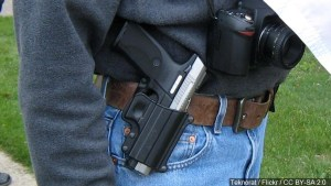 Texas lawmakers give final OK to unlicensed handgun carrying