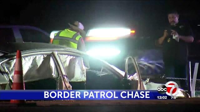 Border Patrol says 19-year-old U.S. citizen who ran Hudspeth checkpoint shot self