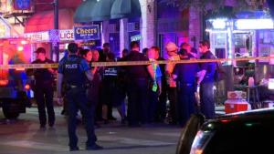Violence in Texas, Georgia and Illinois brings number of US mass shootings to 270 so far this year