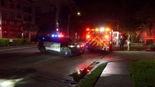 Houston deputy's wife and stepchild shot by gunman inside their apartment