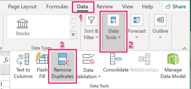 14 data tools remove duplicates
