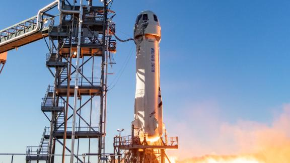 Blue Origin gets FAA ok to fly humans to space for Van Horn launch
