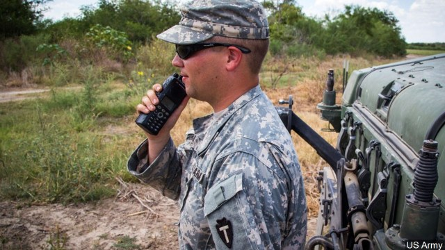 texas national guard soldier